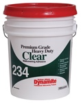 Gardner-Gibson Dynamite 234 Premium Heavy Duty Clear Strippable Wallcovering Adhesive