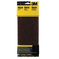 3M Metal Finishing Pad 7414