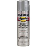 Rust-Oleum Professional Bright Galvanizing Compound Spray 7584838