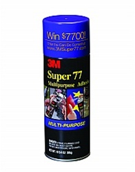 3M 16Oz Super 77 Multi-Purpose Spray Adhesive 7716