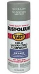 Rust-Oleum Stops Rust Cold Galvanizing Compound Spray