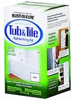 Rust-Oleum Tub & Tile Refinishing Kit
