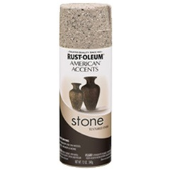 Rust-Oleum American Accents Stone Spray Paint