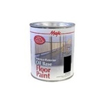 Majic Interior/Exterior Oil Base Floor Paint