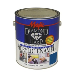 Majic Diamondhard High Gloss Finish Acrylic Enamel