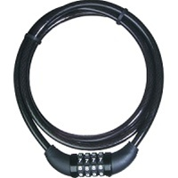 Master Lock 6' Cable with Combo Lock 8119DPF