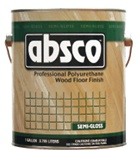 Absolute Coatings absco Professional Polyurethane Wood Floor Finish