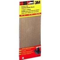 "3M 4-1/2"" X 11"" Finishing Sanding Sheets"