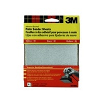 3M Adhesive Backed Palm Sander Sheets