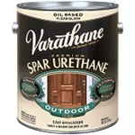 Varathane Outdoor Spar Urethane Oil Based