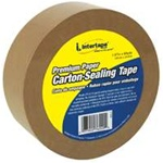 Intertape Premium Paper Carton-Sealing Tape