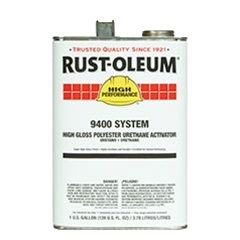 Rust-Oleum High Performance 9400 System High Gloss Polyester Urethane Activator Gallon