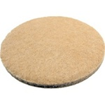 Shepherd Round Heavy Duty Felt Pad 4 Pack
