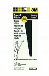 3M Drywall Sanding Sheet 25 Pack