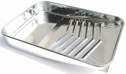 Metal Paint Tray 11""