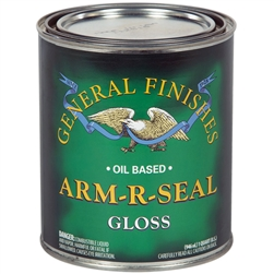 General Finishes Arm-R-Seal Oil & Urethane Topcoat
