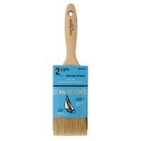 GAM Hi-Tech White Bristle Marine Varnish Brush