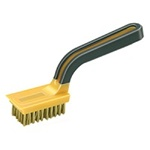 Allway Tools Wide Brass Stripping Brush BB2