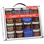 Color Putty Oil Based Custom Blending Kit 09716