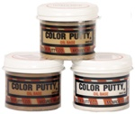 Color Putty Oil Based
