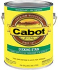 Cabot Decking Clear Gallon