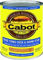 Cabot Wood Toned Deck & Siding Stain