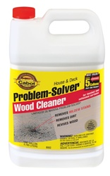 Cabot Problem Solver Wood Cleaner 8002