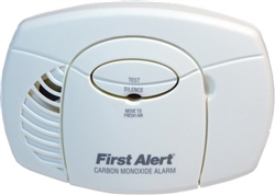 First Alert Battery Operated Carbon Monoxide Detector CO400