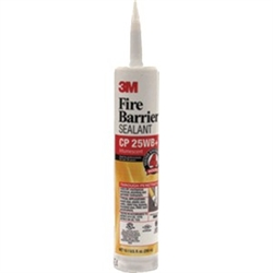 3M 10.5 Oz Fire Barrier Caulk CP-25WB