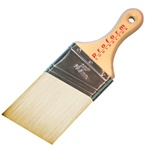 Proform Contractor Angle China White Short Brush