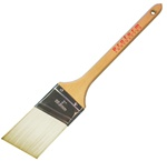 Proform Contractor Angled China White Sash Brushes