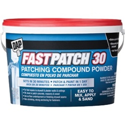 DAP 3.5 Lb FastPatch 30 Patching Compound Powder 58550