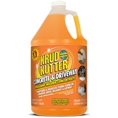 Krud Kutter Concrete & Driveway Pressure Washer Concentrate Gallon DG014