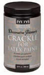 ModernMasters Decorative Painter's Crackle for Latex Paint