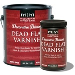 Modern Masters Decorative Painter's Interior Dead Flat Varnish DP609