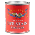 General Finishes Water Based Dye Stain Reducer Pint DPU