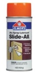 Elmer's Slide-All Dry Spray Lubricant E450