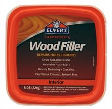 Elmer's Interior/Exterior Carpenter's Wood Filler