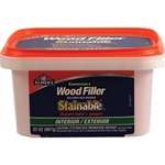 Elmer's Interior/Exterior Stainable Carpenter's Wood Filler