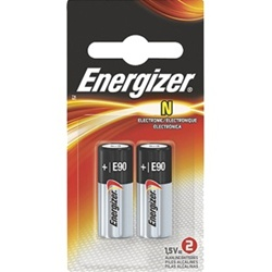 "Energizer ""N"" Size Battery 2-Pack E90BP-2"