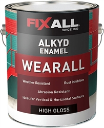 FixALL WearAll Alkyd Enamel High Gloss Gallon