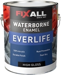 FixALL Everlife Waterborne Enamel High Gloss