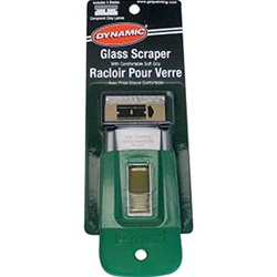 Dynamic Glass Scraper with Blades FA004500