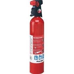 First Alert Multi-Purpose Home Fire Extinguisher FE1A10G0