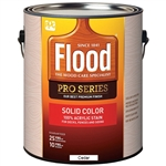 Flood Pro Series Pro Series Solid Color Acrylic Stain Gallon