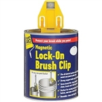 FoamPRO Lock-On Magnetic Brush Clip 130