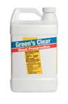 Green's Clear Wood Preservative Gallon GCWB1
