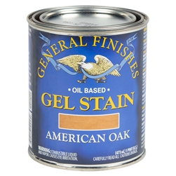 General Finishes Oil Based Gel Stain PINT
