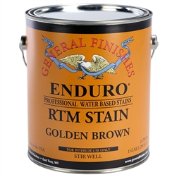 General Finishes Enduro RTM Water Based Stain
