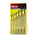 Great Neck 6 Pc Precision Screwdriver Set GP6C